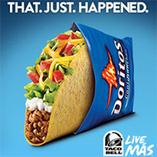 Taco Bell taps mobile to drive in-store traffic for new Doritos Cool Ranch tacos | The Perfect Storm Team Mobile | Scoop.it