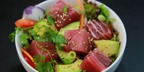 Meet Poke, The Latest Healthy Food Trend For 2016 | Urban eating | Scoop.it