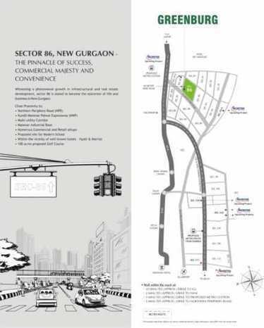 CL-9818697444 Microtek GreenBurg Luxury Project Sector-86 Gurgaon | Microtek Green Burg sector-86 | Scoop.it