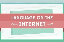 OMG! Illiterate Twitter Users Are Driving English Language Evolution, Says Study [INFOGRAPHIC] - AllTwitter | Infographics for Teaching and Learning the English Language | Scoop.it