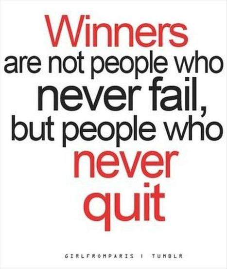 Are you a Winner? | Motivational Quotes and Images | Scoop.it