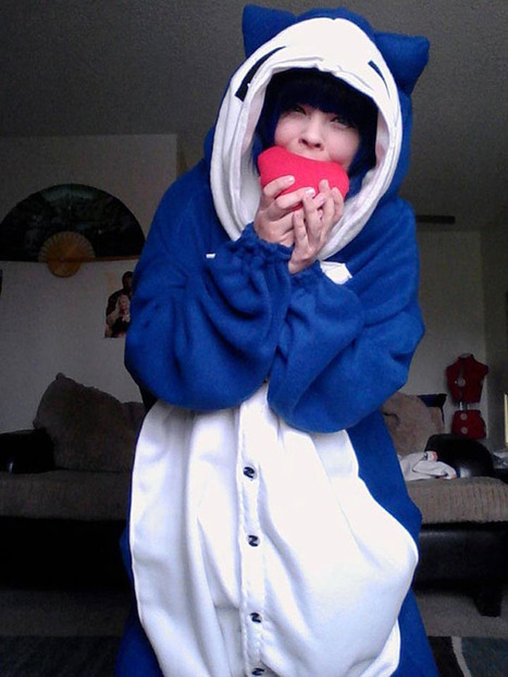 Snorlax animal onesies costumes | adult onesies sale-pajama.com | Scoop.it