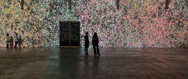 Omaha Science Cafe focuses on digital artist Jennifer Steinkamp - SW Iowa News | Cyber Arts | Scoop.it