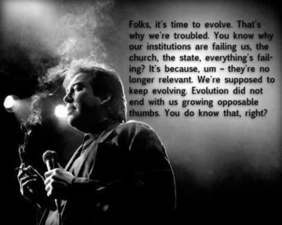 Bill Hicks | rEvolution Magazine | Scoop.it