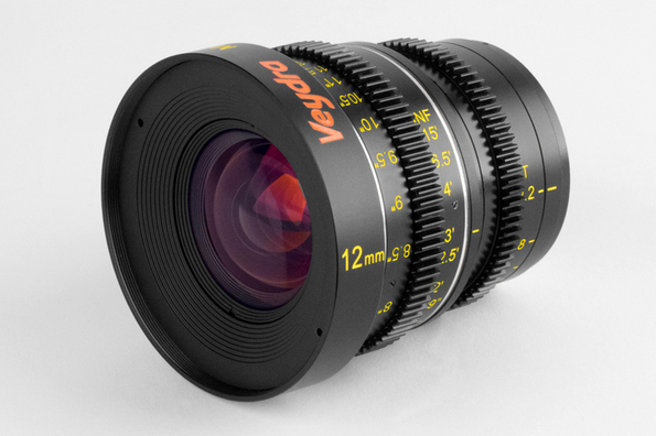 Ryan Avery Launches Kickstarter Appeal for Veydra Micro Four Thirds Matched Prime Ciné Lenses