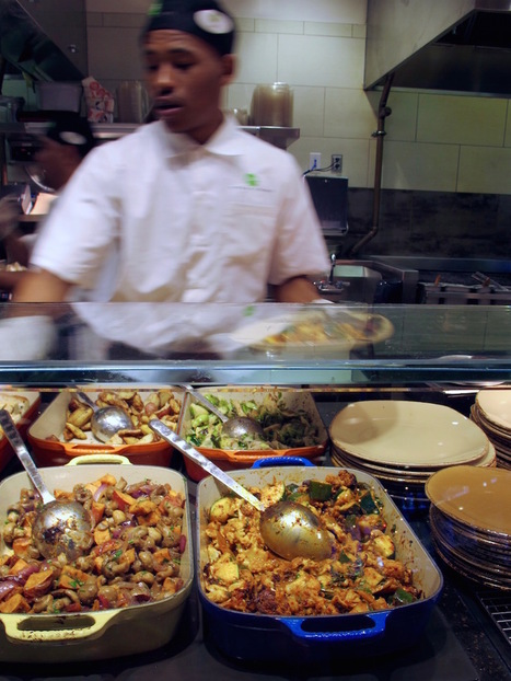 Urban Plates Playa Vista   Los Angeles Restaurants   Scoop.it