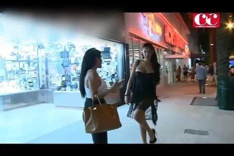 Bourrée, Nabilla se bat en pleine rue à Miami | Trollface , meme et humour 2.0 | Scoop.it