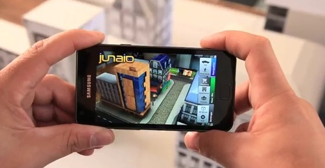 Video: How 'augmented reality' will make boring cities beautiful | SmartPlanet | visual data | Scoop.it