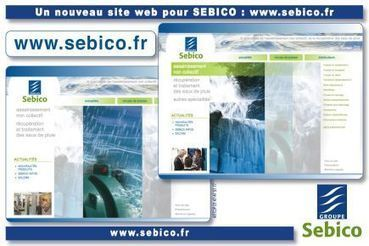 Web : Sebico affiche une nouvelle image - FRANCE BTP | Marketing Business To Business | Scoop.it
