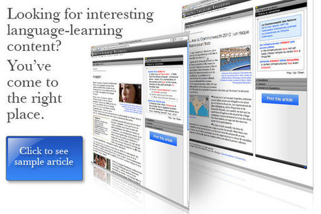 Welcome | Online Language Resources | Learn French | Scoop.it