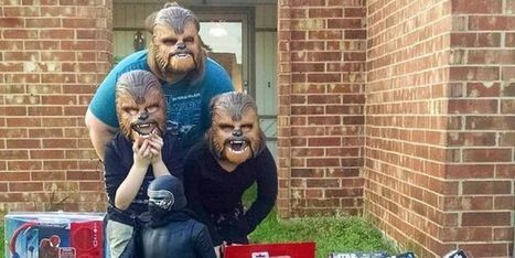 How Kohl's followed up the Chewbacca mask viral video | Web & Media | Scoop.it
