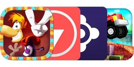 Today's Best Apps: Rayman Fiesta Run, QuizUp, Pathogen And More - AppAdvice | eLearning tools | Scoop.it