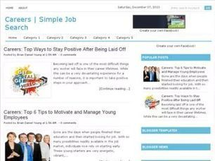Careers   Simple Job Search Advice   Audiobooks   Scoop.it