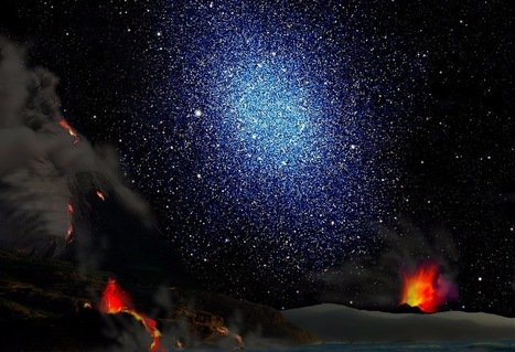 New model suggests dark matter is made of electrically charged particles - Gizmag | Cosmology | Scoop.it