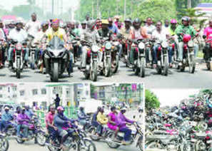 Fewer bikes, safer streets: Lagos counts blessings of Okada ban - Nigerian Tribune | DSODE HSC Geography | Scoop.it