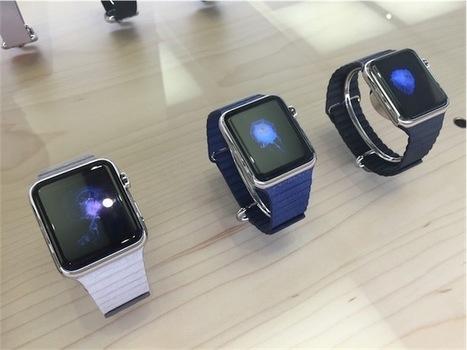 Apple Watch: ce qu'il faut préparer avant la première utilisation | Apple, IMac and other Iproducts | Scoop.it