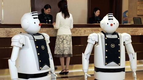 Un robot va-t-il vous piquer votre travail ? | RH digitale | Scoop.it