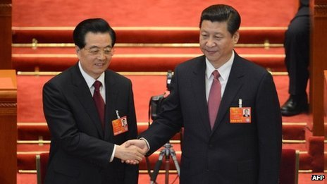 Xi Jinping named China president | Epic pics | Scoop.it