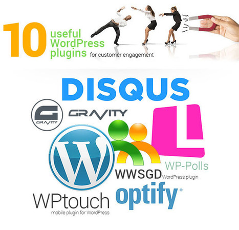 10 Useful WordPress Plugins for Customer Engagement | WebToolsDepot | Excellence in Customer Service | Scoop.it