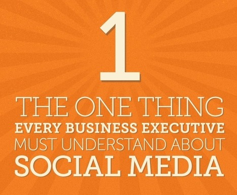 The 1 Thing Every Business Executive Must Understand About Social Media | SOCIAL MEDIA ECOSYSTEM | Scoop.it