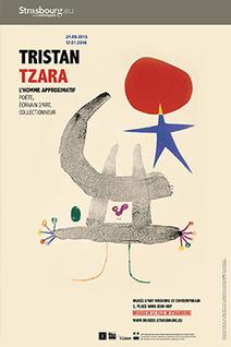 Tristan Tzara, l'Homme approximatif [Musées de Strasbourg] | Poésie Elémentaire | Scoop.it