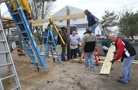 In it for the long term: Sandy recovery groups still seeking volunteers | Hurricane Sandy Exploring Implications | Scoop.it