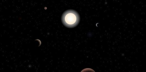 Un système planétaire découvert autour de Tau Ceti | The Blog's Revue by OlivierSC | Scoop.it