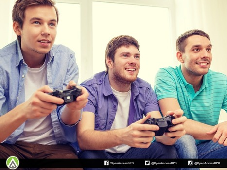 What marketers should learn from the video game industry | Open Access BPO | Social Media and the Internet | Scoop.it