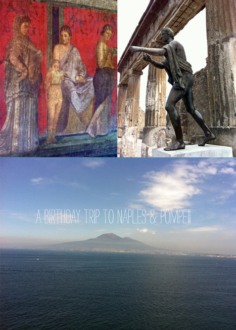 From Place To Space: Naples & Pompeii | Interior Design & Decoration | Scoop.it