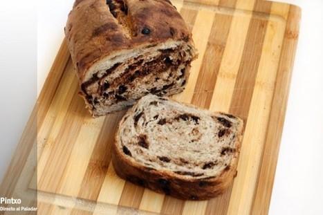 Pan de chocolate y canela | gominolas | Scoop.it