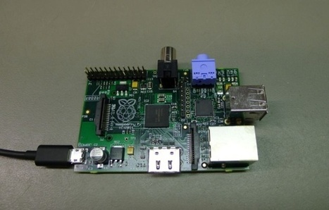Raspberry Pi starts manufacturing an ARM GNU/Linux box for $25 | Raspberry Pi | Scoop.it