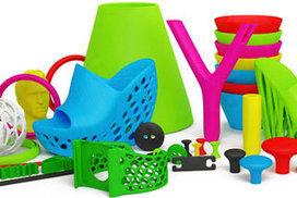 Plastic fantastic 3D printer power   develop, research, design, create   Scoop.it