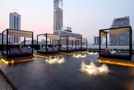 Centara Watergate Pavillion, voir Bangkok différemment ! - Luxury Design   Luxury Design & Life Style   Scoop.it