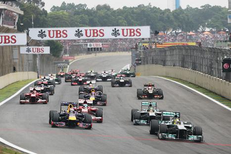 Brazilian Grand Prix F1 venue Interlagos begins major ... - Autosport | Formula1 | Scoop.it