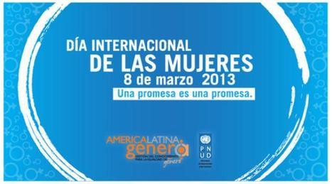 Nuestro especial para el Día Internacional de las Mujeres   Genera Igualdad   Scoop.it