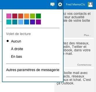 Les raccourcis clavier de Outlook.com | Time to Learn | Scoop.it