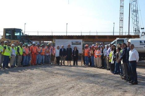 Embajadora Roberta Jacobson supervisa construcción de Consulado General en Matamoros | Bajo Bravo-Rio Grande Valley. | Scoop.it