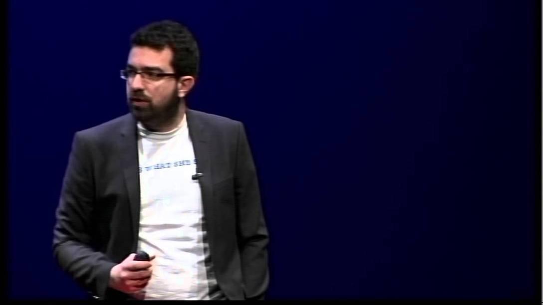 Educacion y nativos digitales: Juan Garcia at T...