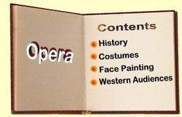 Chinese Culture - Opera | La Magia de la Opera China | Scoop.it