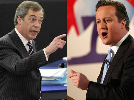 Ukip surge could put David Cameron at risk, Tories warn | The Snapshot | Scoop.it