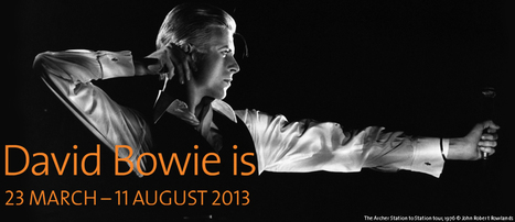 Exhibition – David Bowie is - Victoria and Albert Museum | B-B-B-Bowie | Scoop.it
