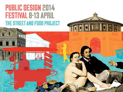 Spazio pubblico, i vincitori di Public Design Festival 2014 sul food | Salone del mobile 2014 | Scoop.it