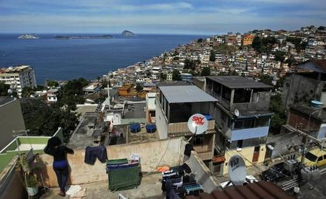 World Cup Brazil 2014: Favelas In Rio Rent Out Rooms | Camp in Brazil | Scoop.it