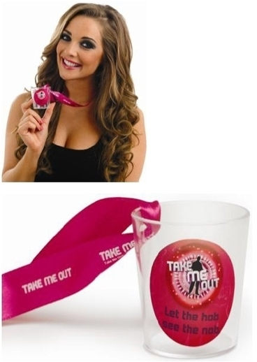 Let the Hob See The Nob Shot Glass Accessory   Fancy Dress Ideas   Scoop.it