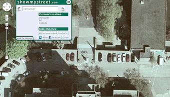 showmystreet: Une alternative de google Maps pour trouver une adresse en temps réel