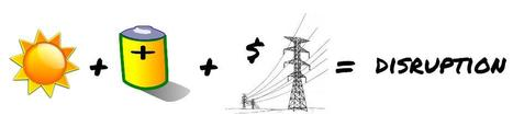 Is Your Head Still In The Sand? Big-Bang Disruption In The Electric Industry | Exas Consulting | Solar Electricity | Scoop.it