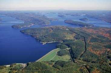 It's Clear As Mud: Nothing to See at the Quabbin Folks | Conservatism | Scoop.it