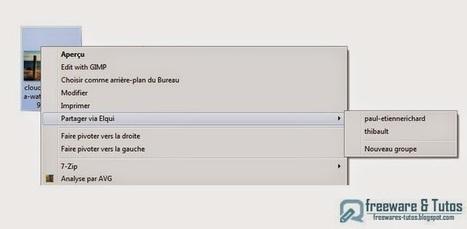 Elqui : un nouveau logiciel de transfert de fichiers entre ordinateurs | Outils web, html5, logiciels libres. | Scoop.it