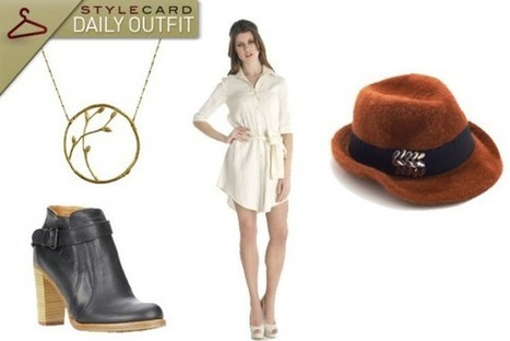 Daily Outfit: Fedorable   StyleCard Fashion Portal   StyleCard Fashion   Scoop.it