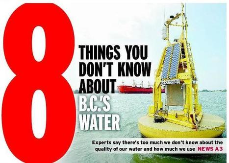 Plenty of good, clean water in B.C.? Facts point to a different conclusion | Govt News | Scoop.it